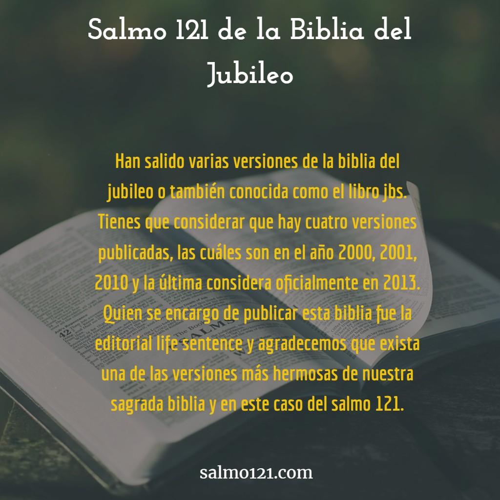 biblia del jubileo