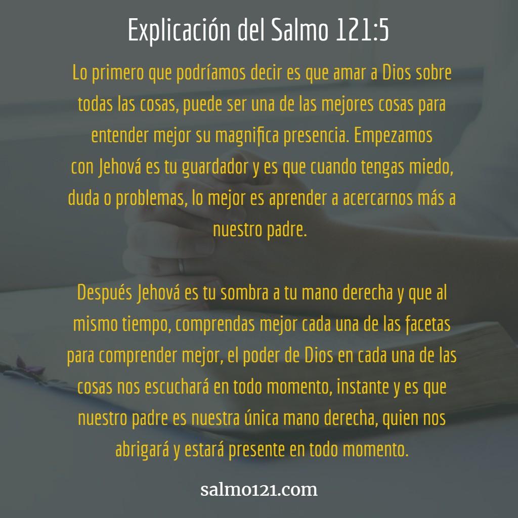 explicacion del salmo 121 5