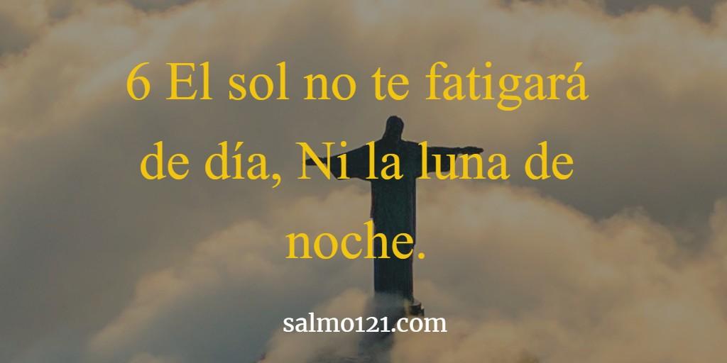 imagen del salmo 121 6