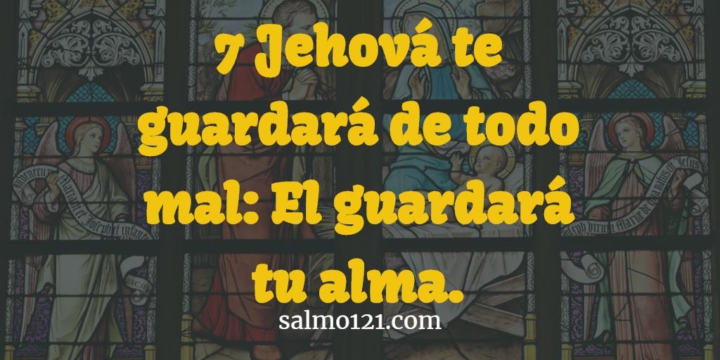 imagen del salmo 121 7