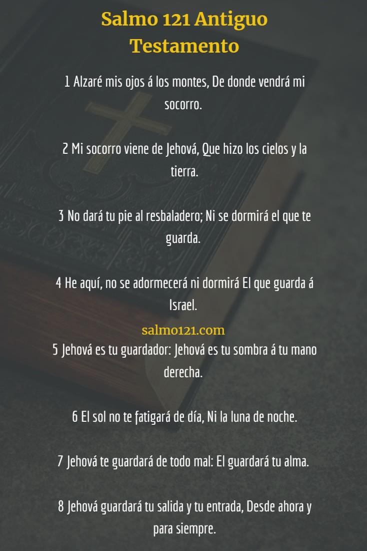 salmo 121 antiguo testamento