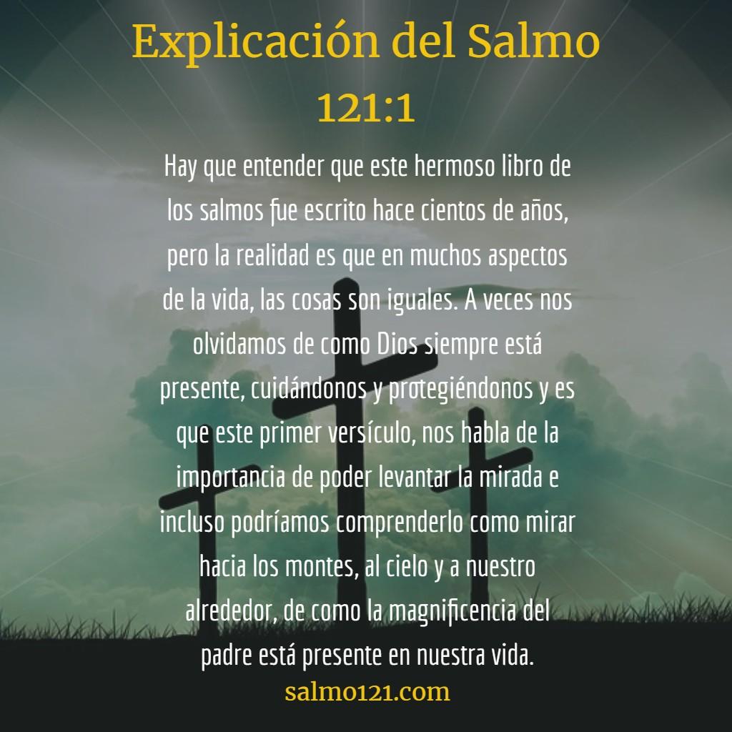 salmo 121 versículo 1