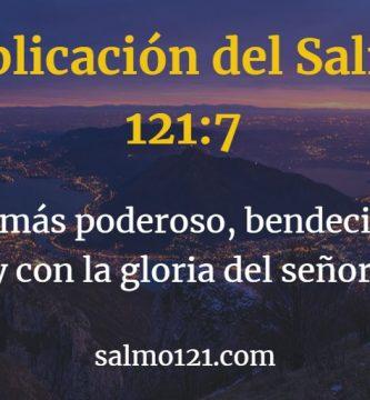 salmo 121 versiculo 7