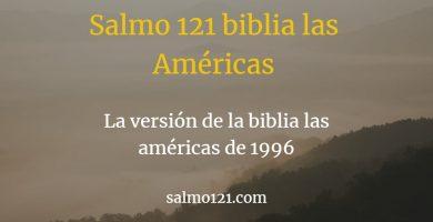 biblia america 1996