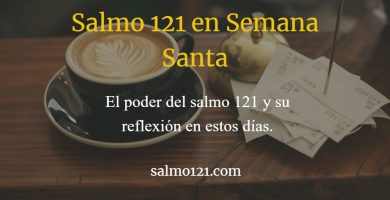 oracion 121 semana santa