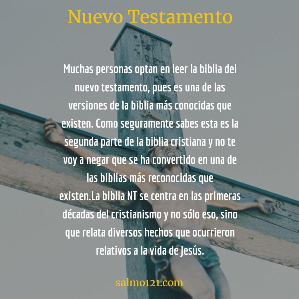 salmo 121 nuevo testamento biblia