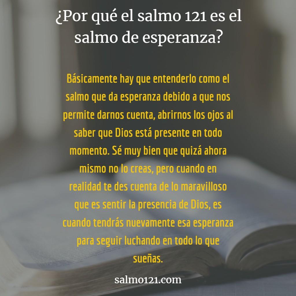salmo 121 de esperanza